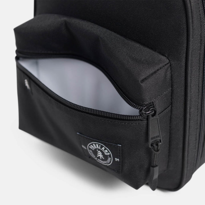 Parkland lunch box - front zipper pocket