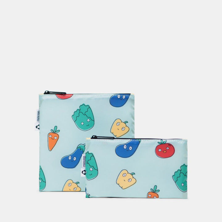 Parkland Snack Bags (light blue)