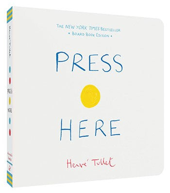 Press Here Board Book Edition