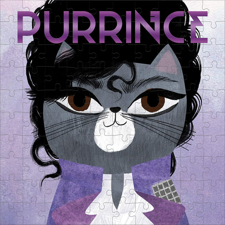 Purrince Music Cat Puzzle