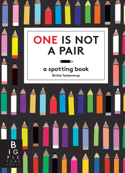One Is Not A Pair Search & Find Book