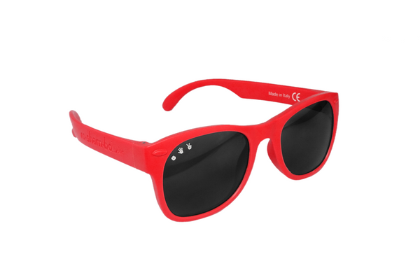 Roshambo Polarized Toddler Shades (red)