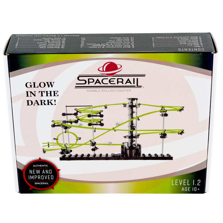 Glow in the Dark Marble Rail Set Level 1.2 - Ages 10+