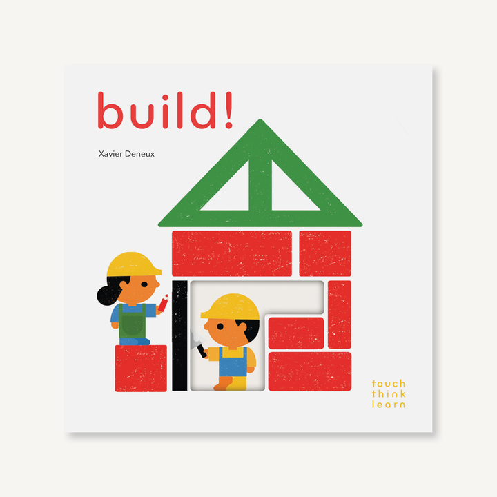 Think Build Learn: Build for Kids 2-4 Years