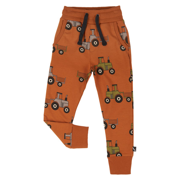 Carlijnq Tractor Pants (orange)