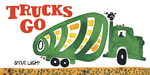 Trucks Go (vehicle boardbook)