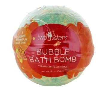 Dragon Surprise Kids Bath Bomb