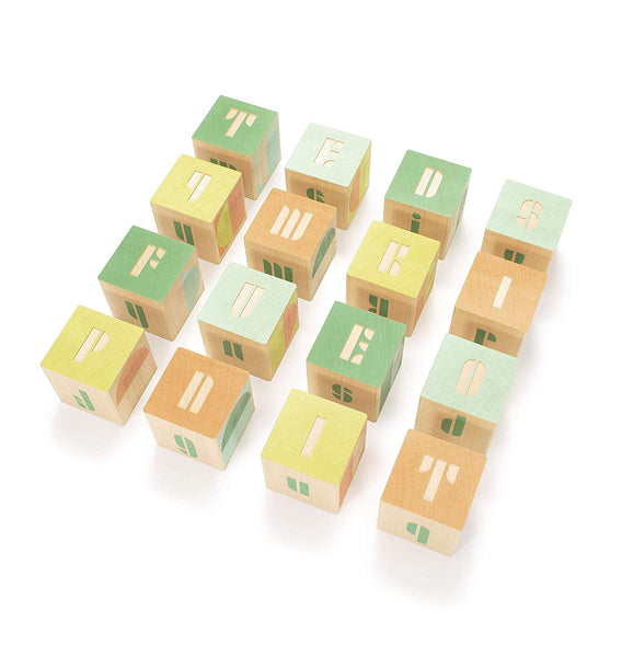 Uncle Goose Mod Alphabet Block Set