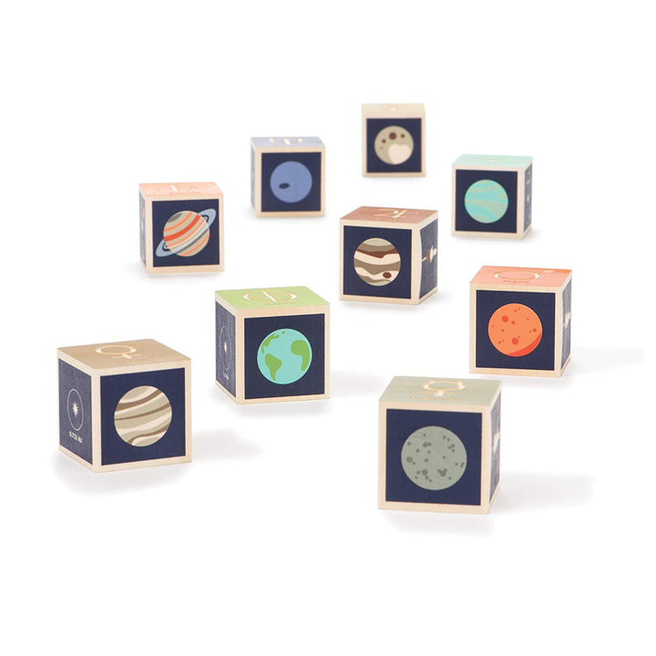 wooden learning toy blocks