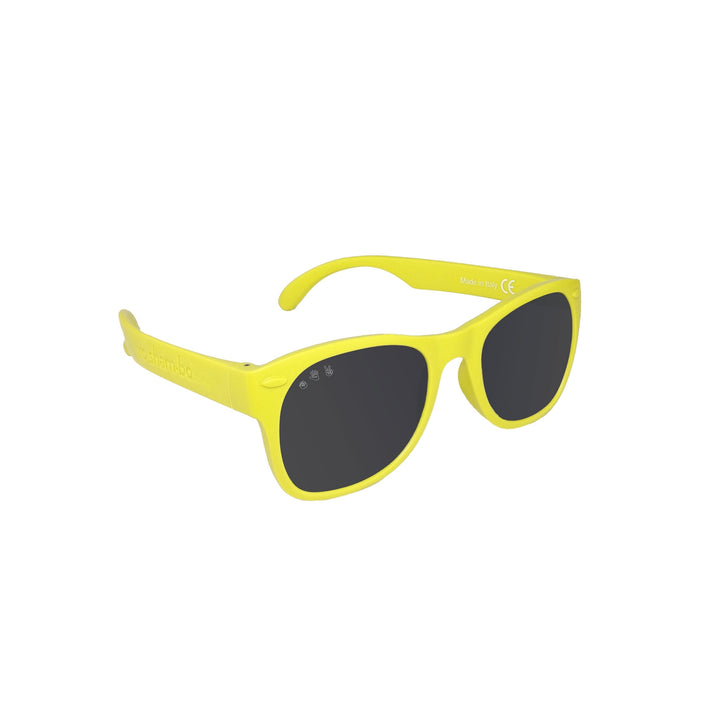 Roshambo Polarized Kids Shades (yellow)