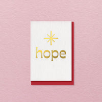 Christmas mini cards - Individual cards packed with positivity