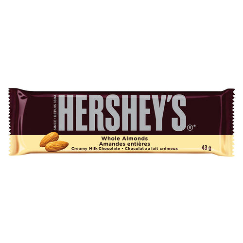 Barra de Chocolate Hersey´s Almond