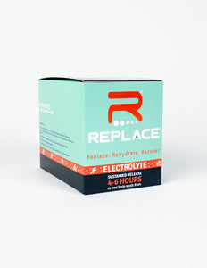 Replace Electrolyte