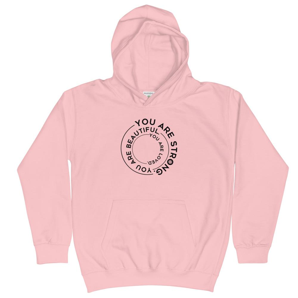Affirmation Kids Hoodie Mindful T-Shirt Co.