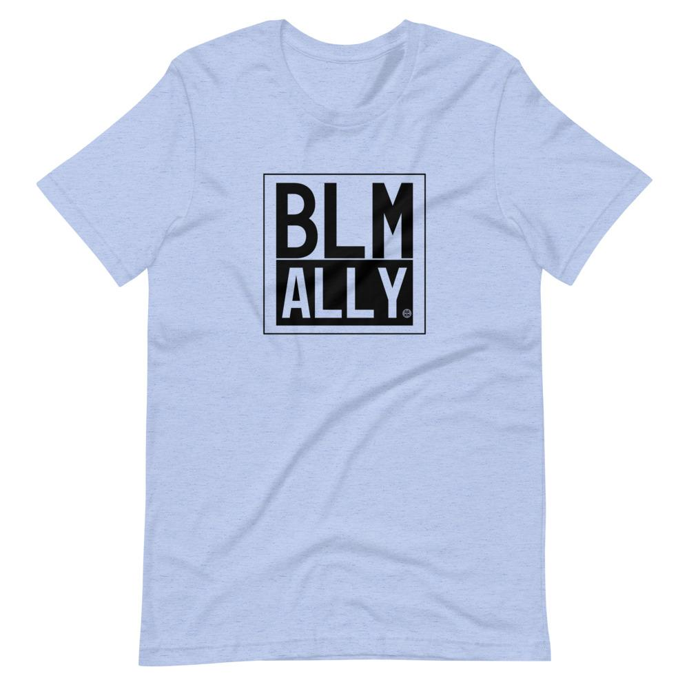 BLM ALLY Unisex T-Shirt - ALPHA Mindful T-Shirt Co.