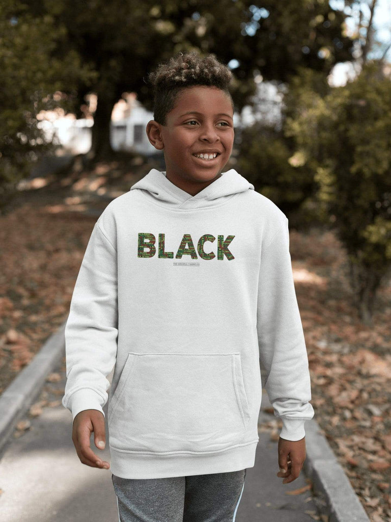 Black Leaders Youth Hoodie Mindful T-Shirt Co.