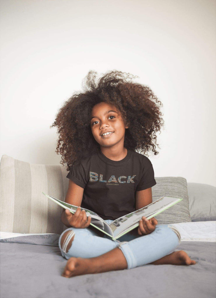 Black Science Youth T-Shirt Mindful T-Shirt Co.