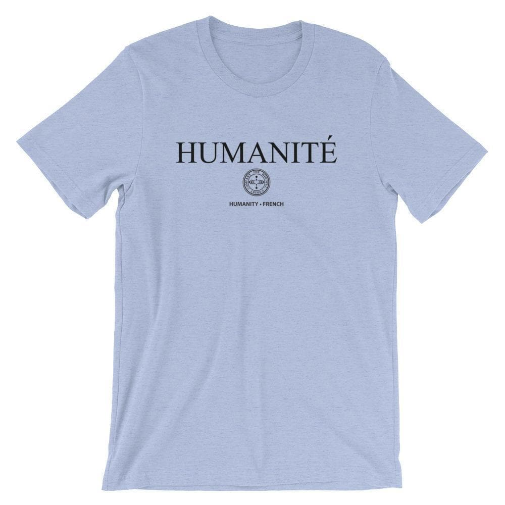HUMANITY - French T-Shirt Mindful T-Shirt Co.