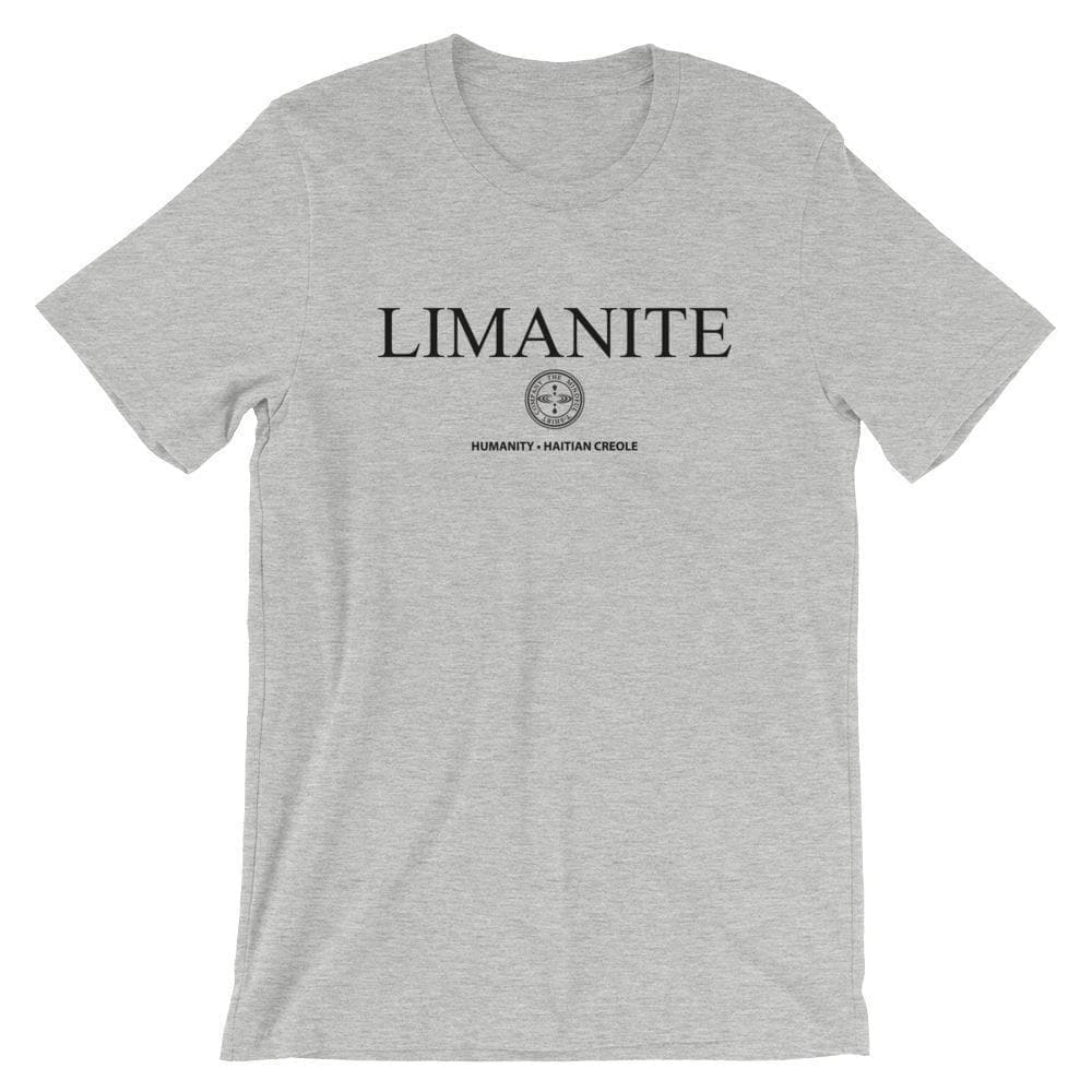 HUMANITY - Haitian Creole T-Shirt Mindful T-Shirt Co.