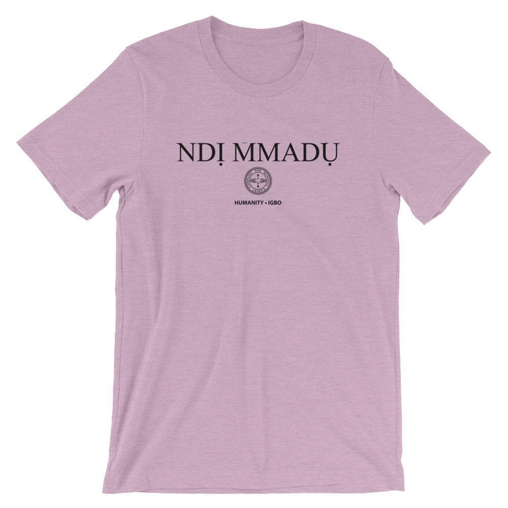HUMANITY - Igbo T-Shirt Mindful T-Shirt Co.