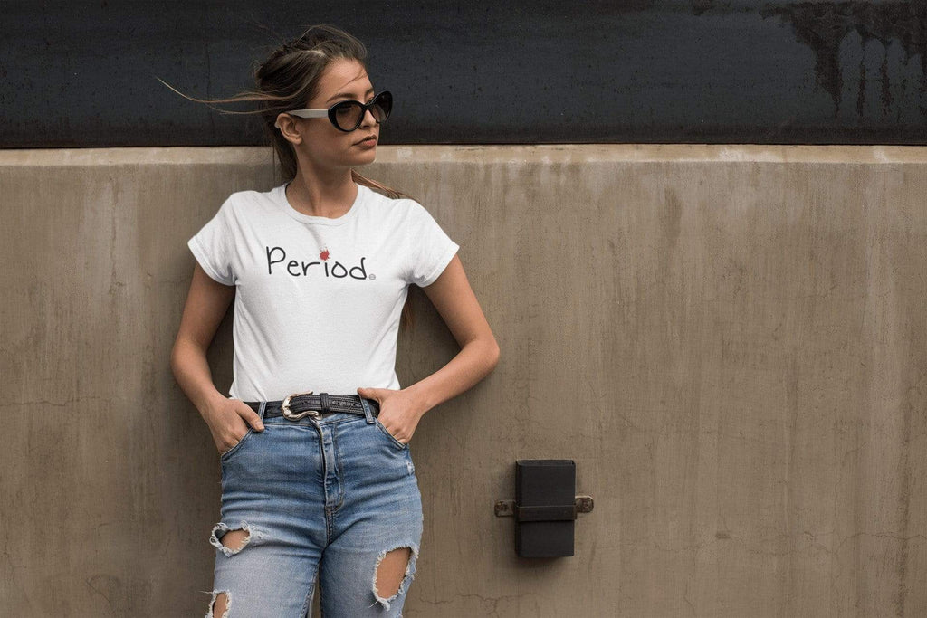 Period Unisex Premium T-Shirt Mindful T-Shirt Co.