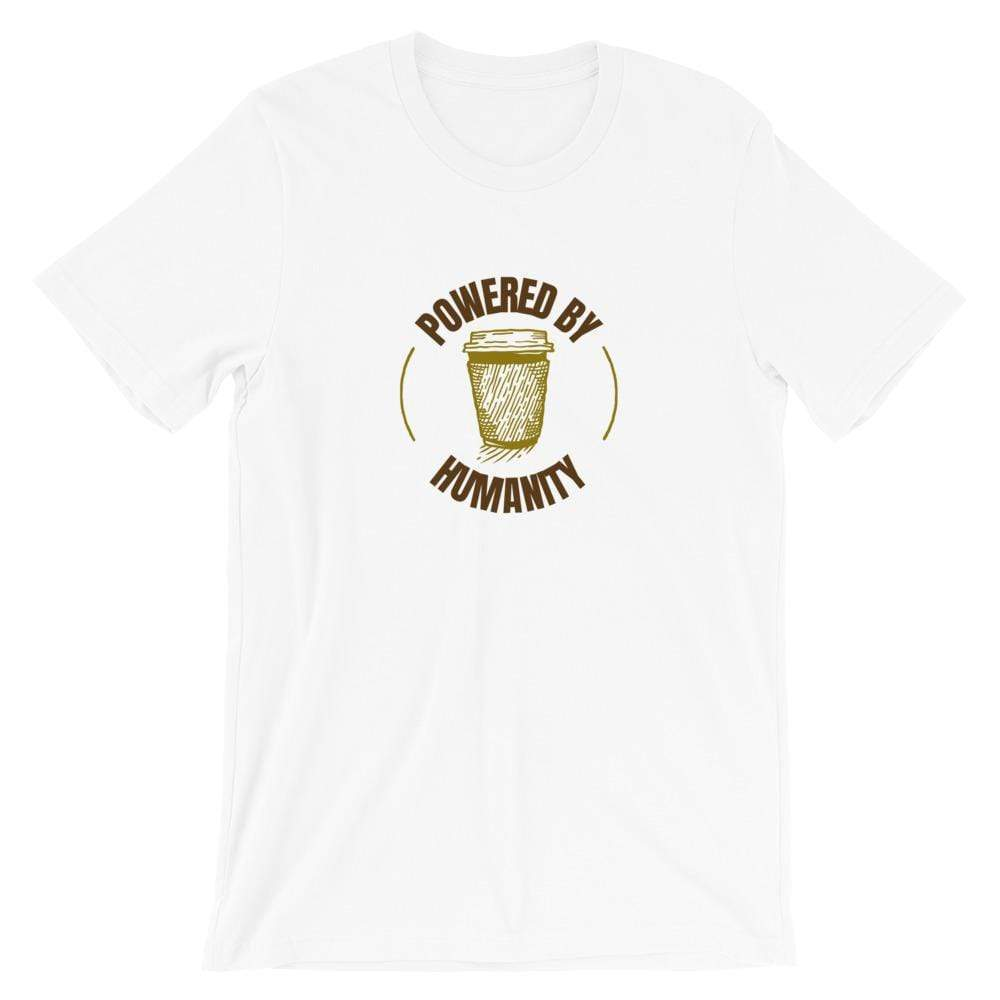 Powered By Humanity Premium T-Shirt Mindful T-Shirt Co.