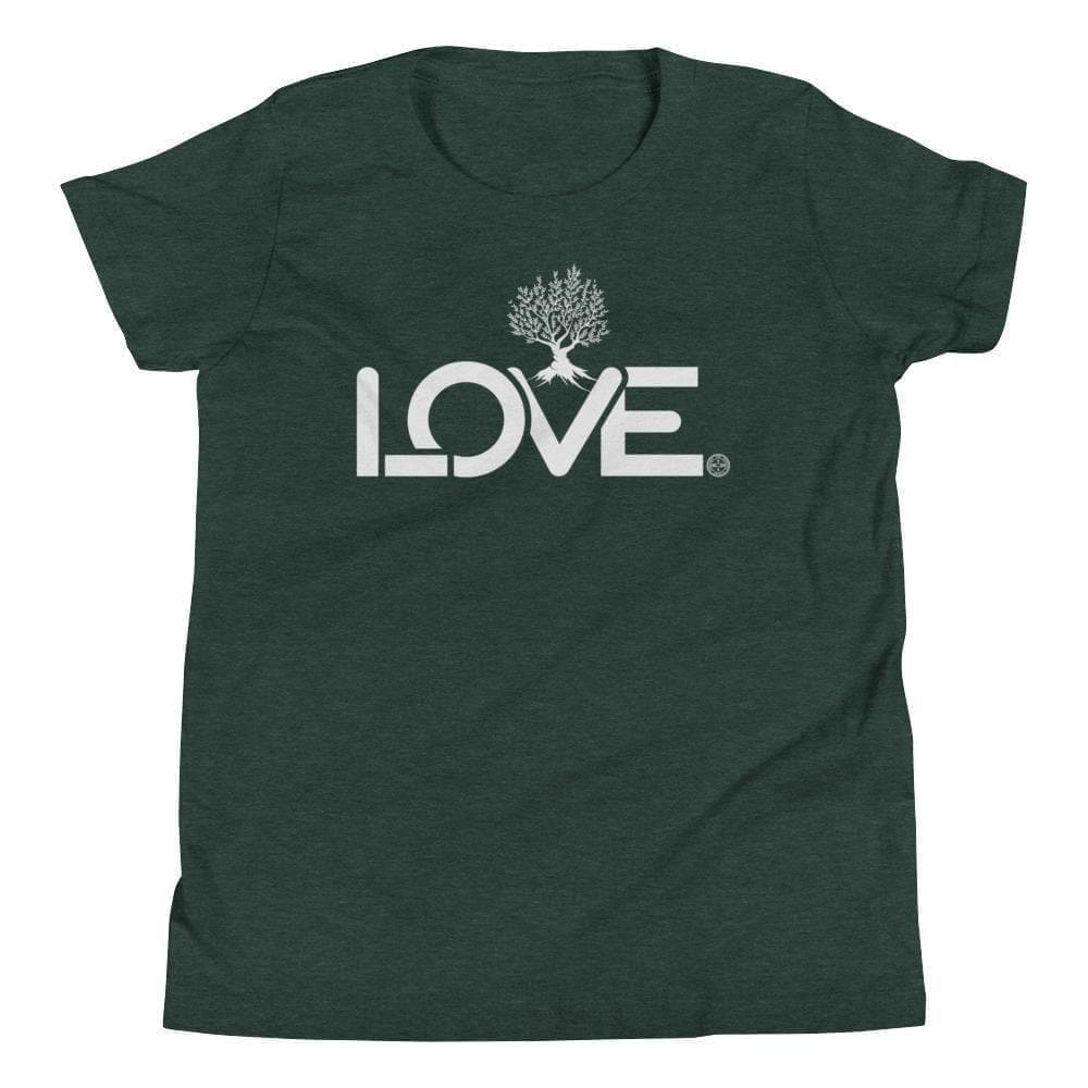 The Love Youth T-Shirt Mindful T-Shirt Co.
