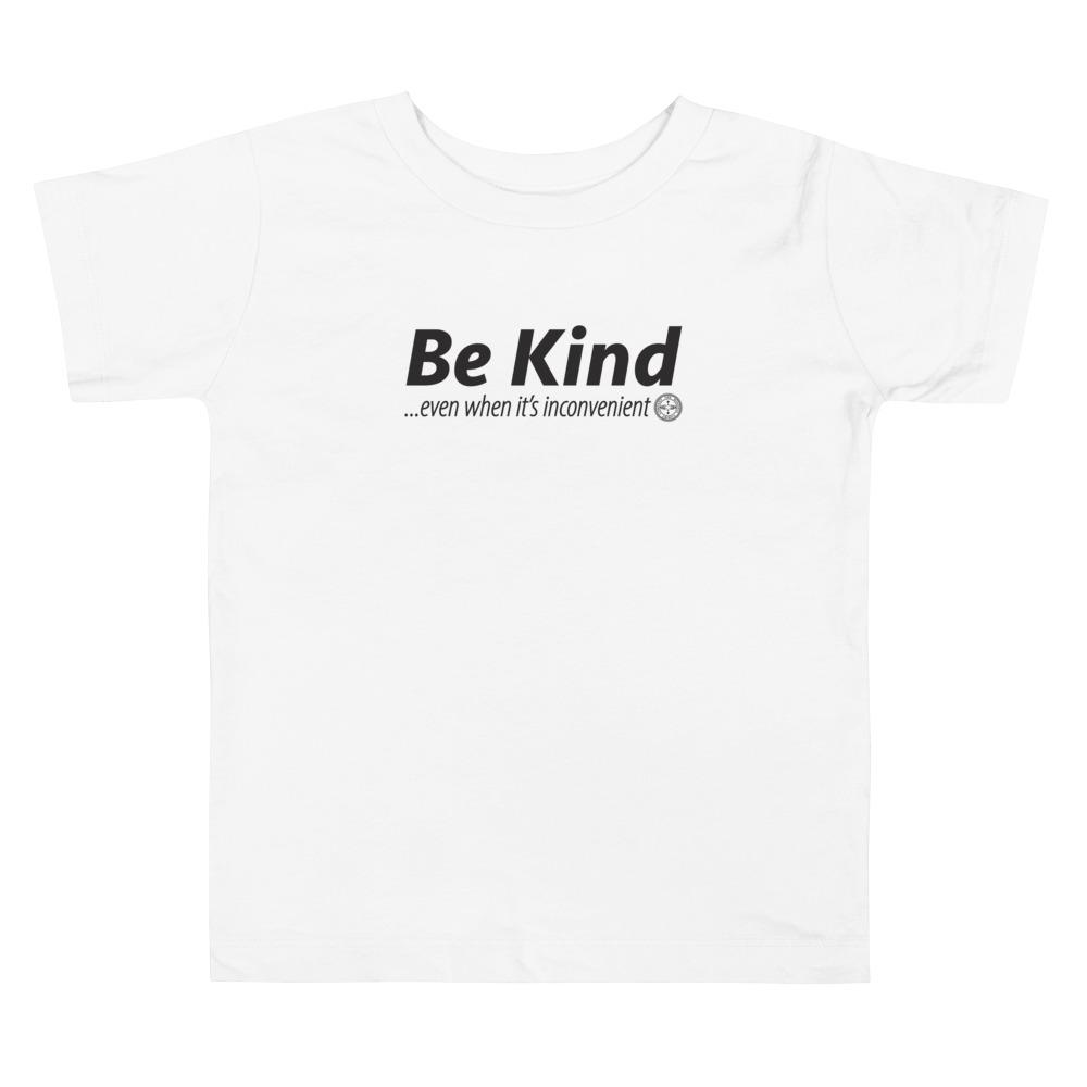 Toddler Short Sleeve Tee Mindful T-Shirt Co.
