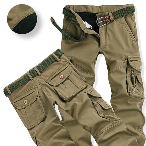 Fleece Tactical 9 Series Pants