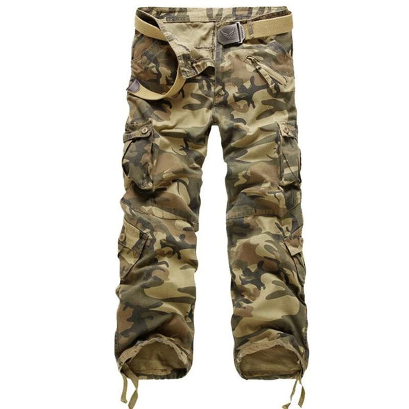 Multi Pockets Tactical Pants