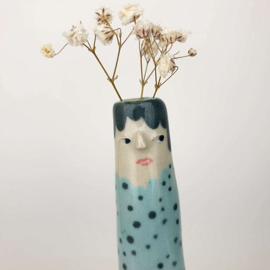 Bobbi the Bud Vase
