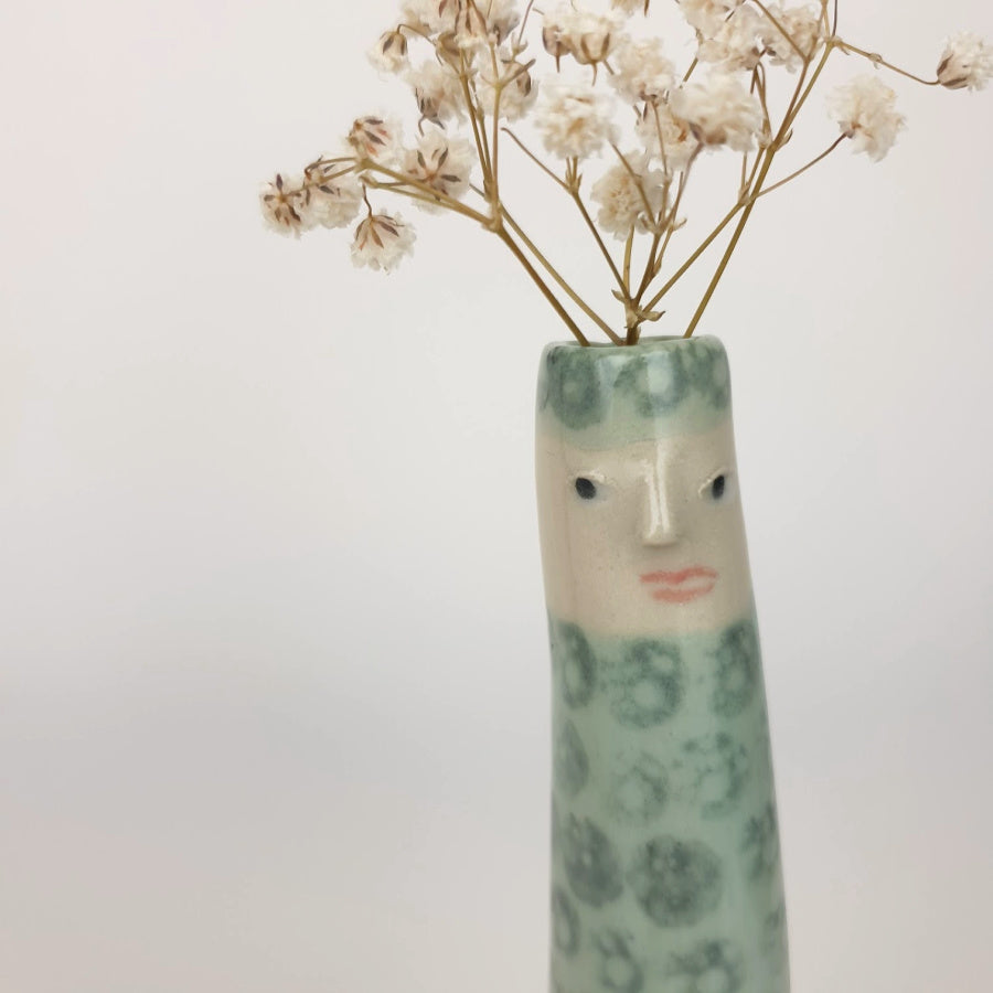 Maude the Bud Vase