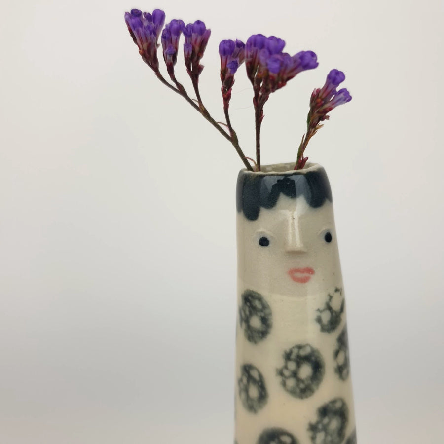 Ina the Bud Vase