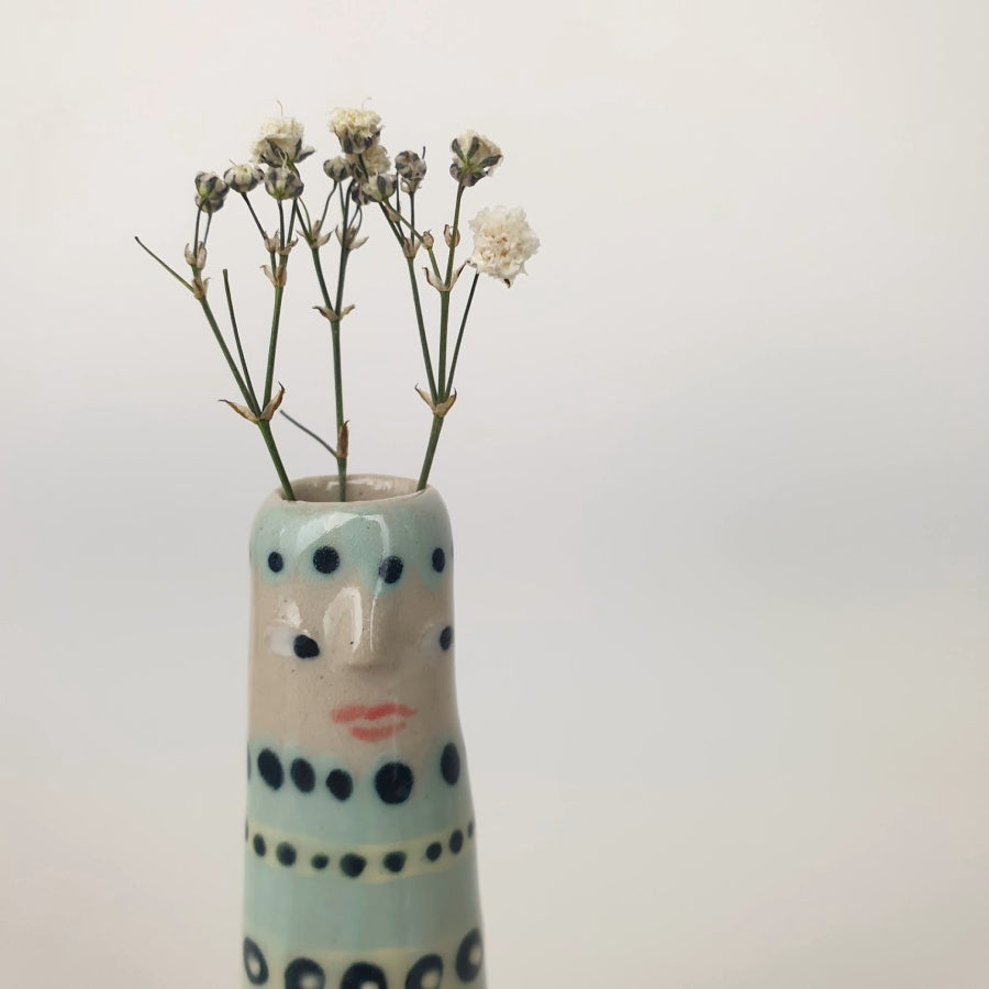 Teddy the Bud Vase