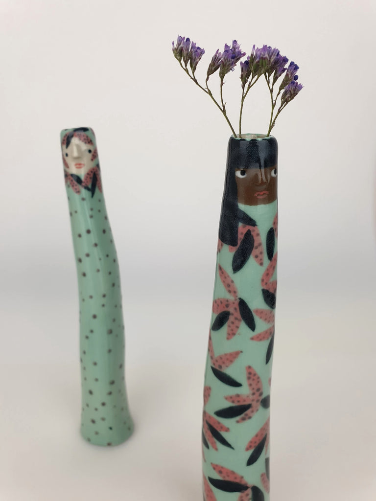 Nancy the Bud Vase