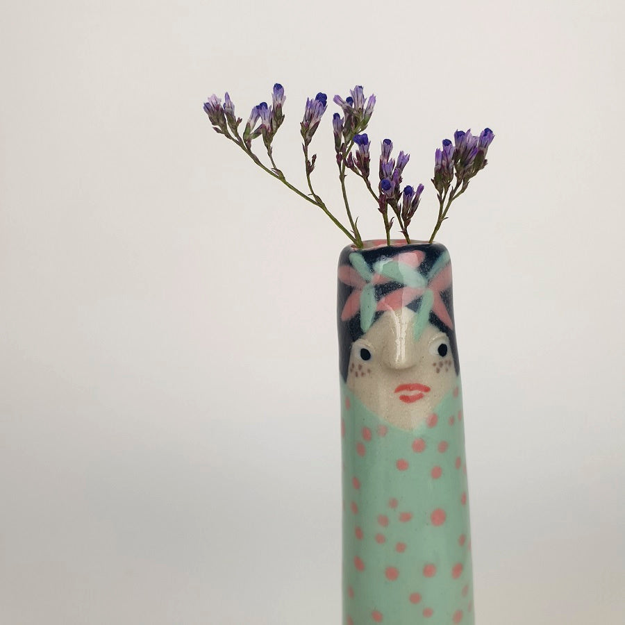 Deidre the Bud Vase
