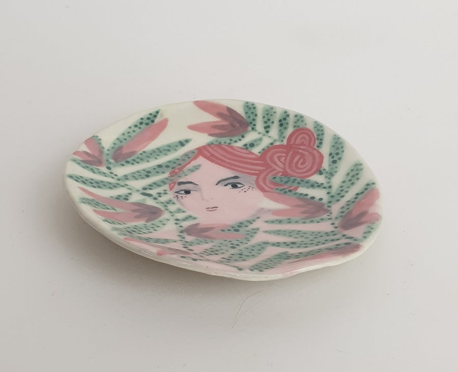 Jewelry Dish: Leanne