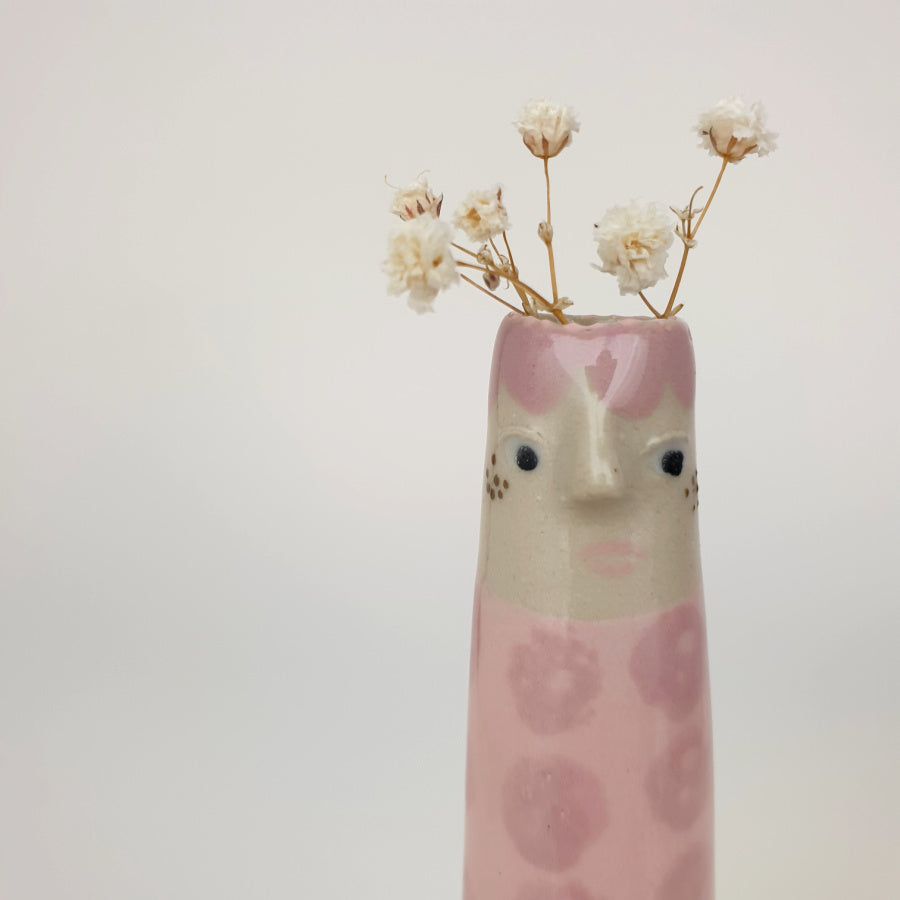 Agne the Bud Vase