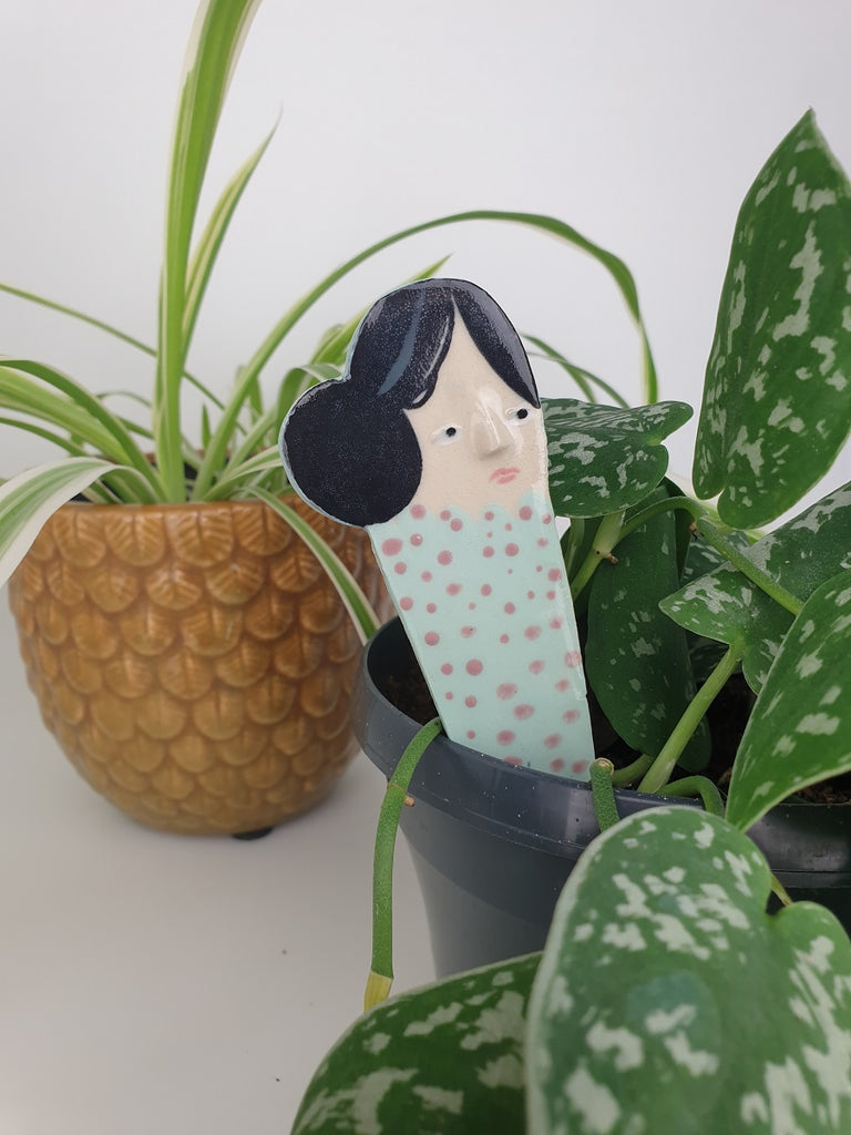 Lucia the Plant Friend