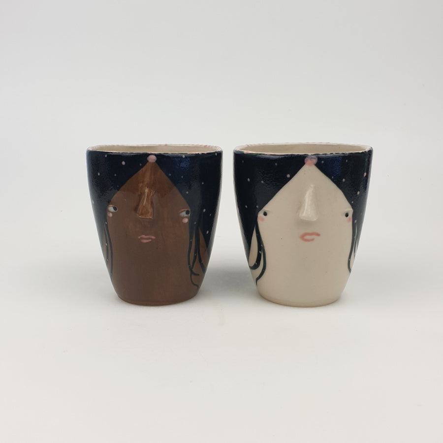 Sanna & Sigrid the Coffee Cup Set