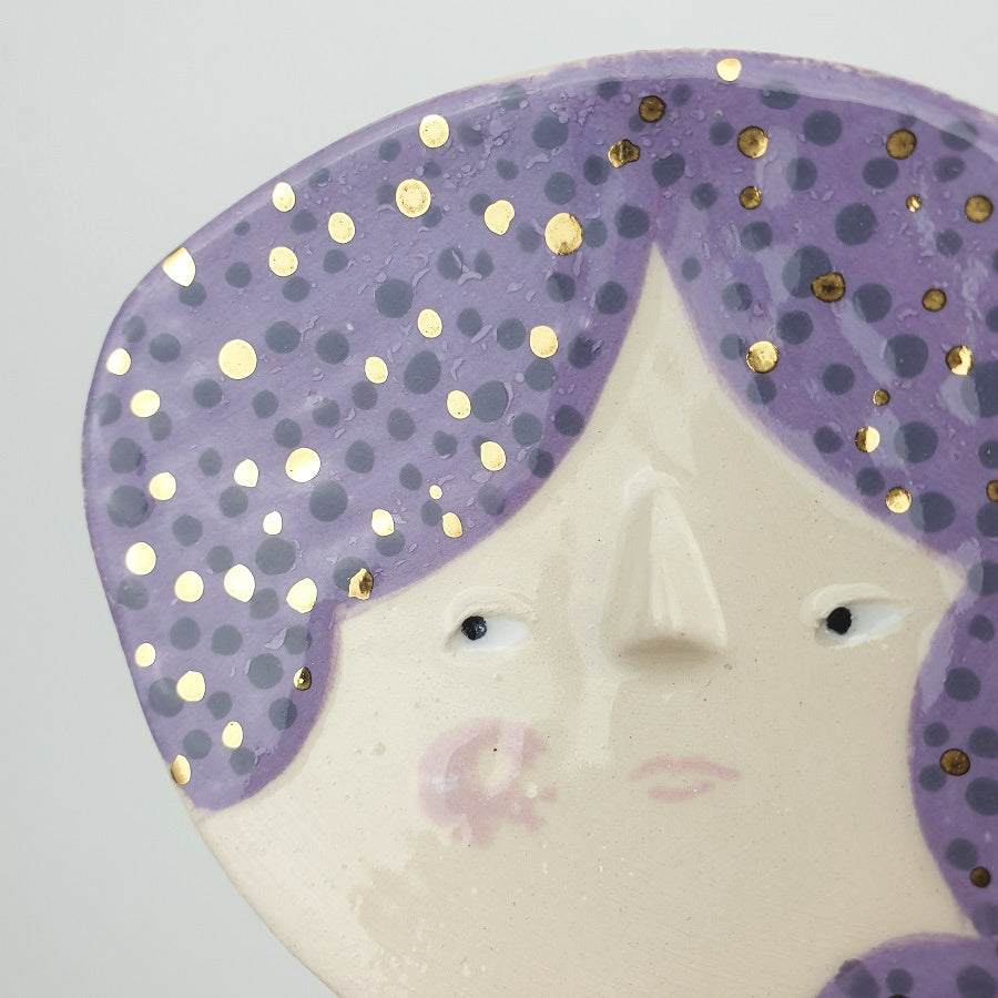 Golden Dots Collection: Betsy the Jewelry Dish