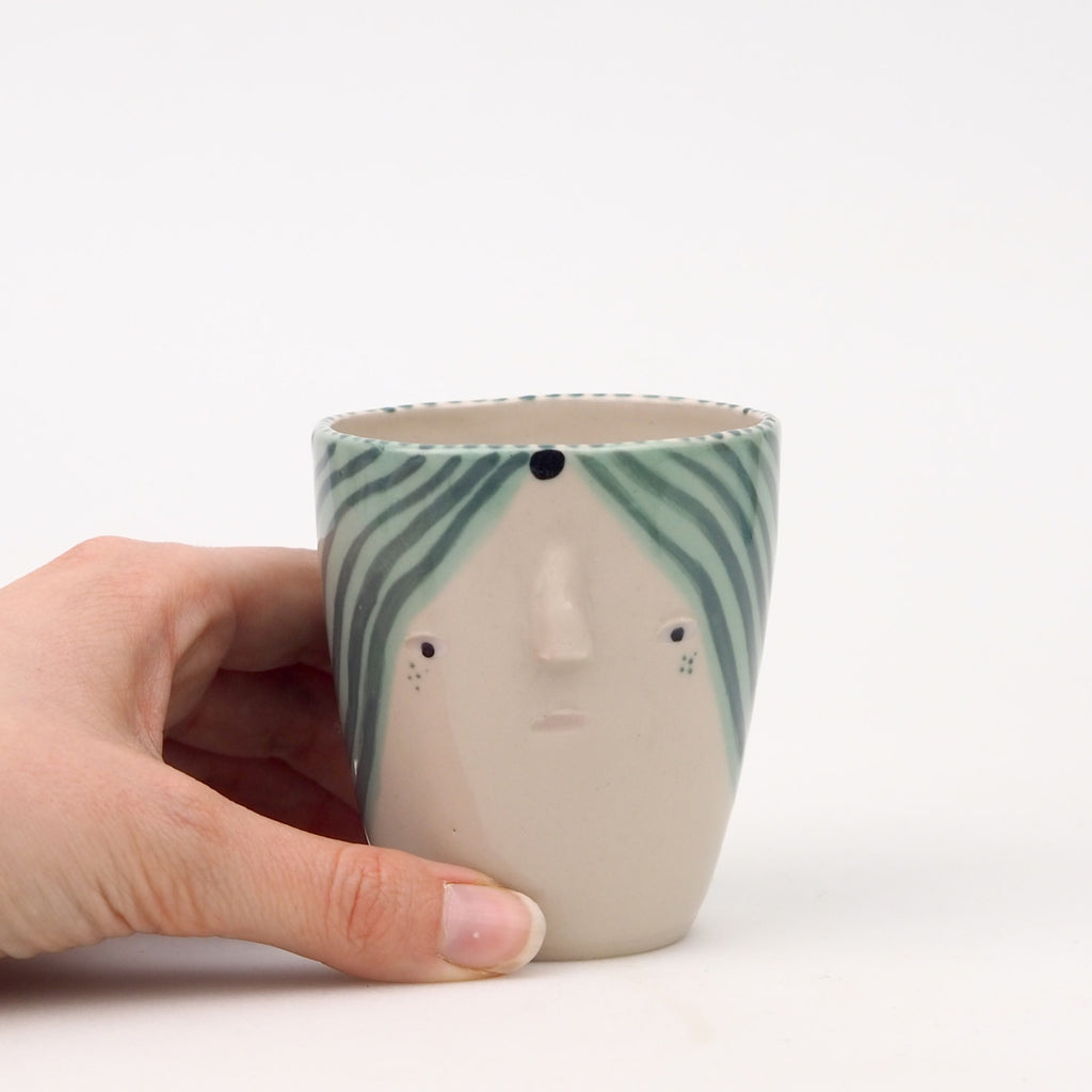 Emanuela the Coffee Cup