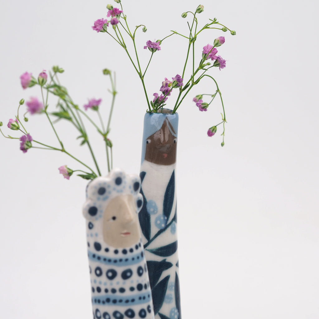 Lila the Bud Vase