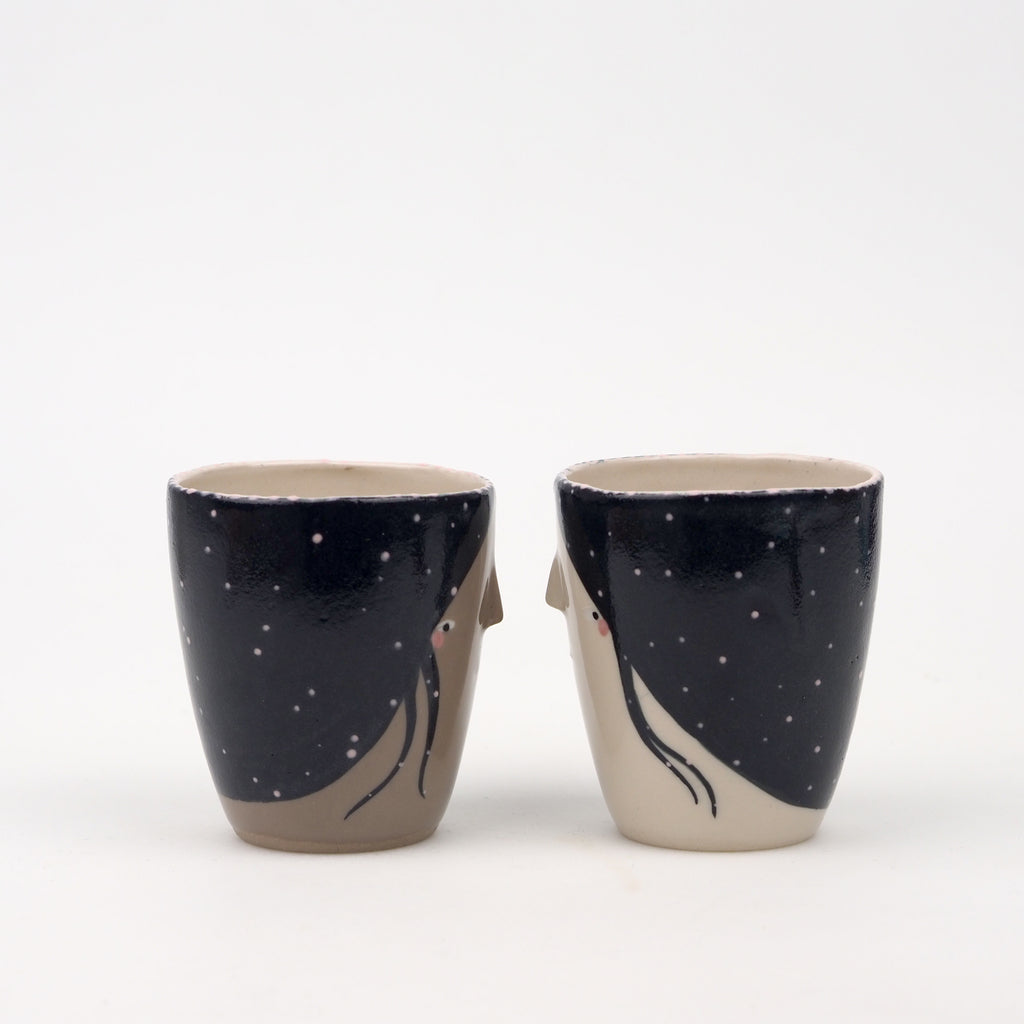 Anabel & Evie the Coffee Cup Set