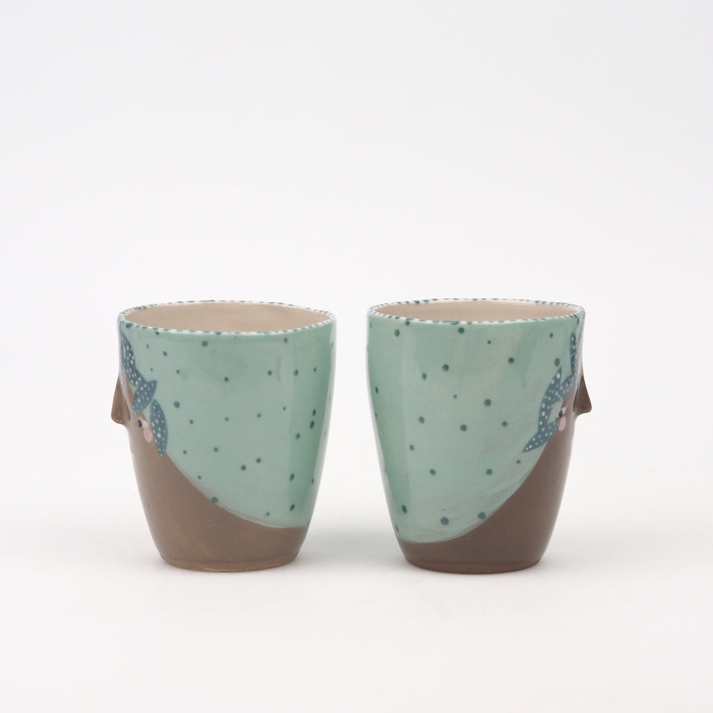 Mia & Marina the Coffee Cup Set