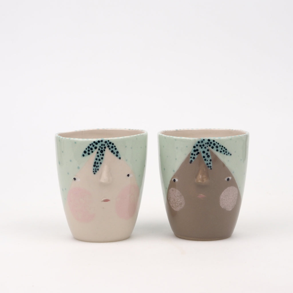 Wendy & Bethany the Coffee Cup Set