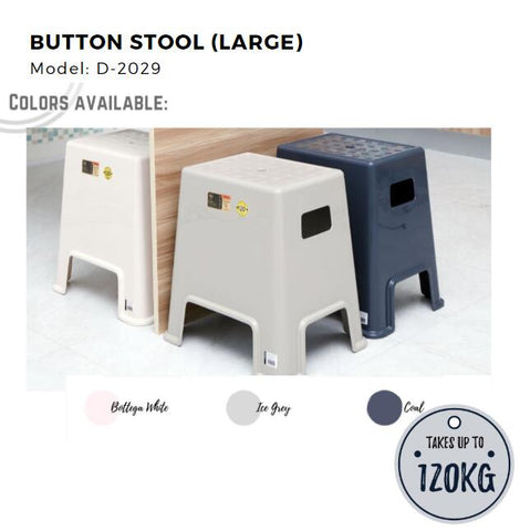 Citylife Button Stool - Large - D-2029