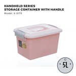 Citylife Storage Container with Handle - 5L - X6175