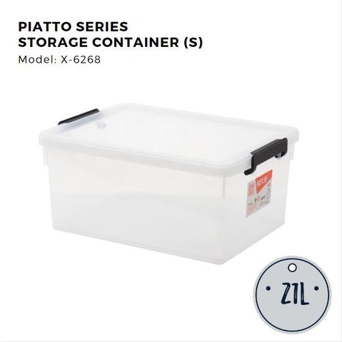 Citylife Piatto Series - Storage Container (S) - 21L - X6268