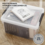 Citylife Piatto Series - Storage Container (S) - 21L